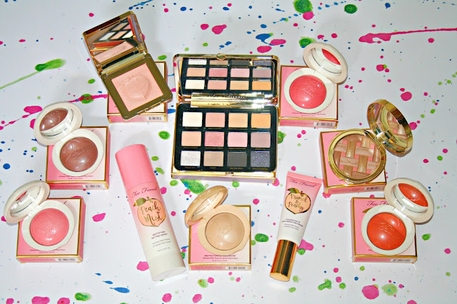 Too Faced Peaches and Cream Collection Launches at Debenhams