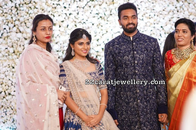 Producer Lakshman Son Engagement