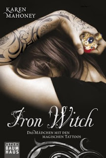 Iron Witch - Karen Mahoney