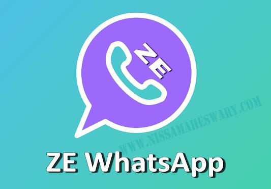 Download ZE WhatsApp Apk
