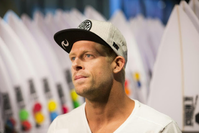 43 Quiksilver Pro Gold Coast 2015 Quiksilver and Roxy Pro Gold Coast Press Conference Foto WSL Kelly Cestari