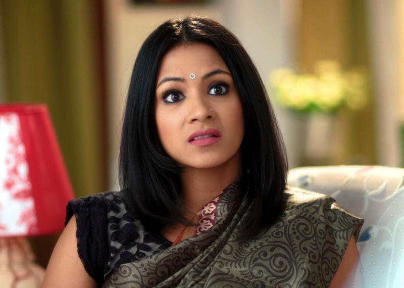 Barkha Bisht as Doll in show Shrimaan Shrimati Phir Se