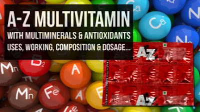 A to Z Multivitamin Tablet