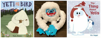 Yeti storytime, abominable snowman storytime