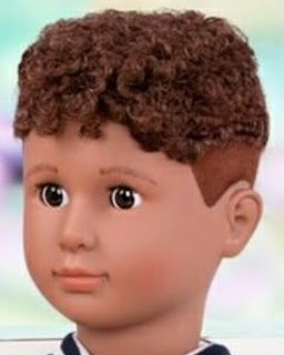 OG Tyler Doll (Updated Hair)
