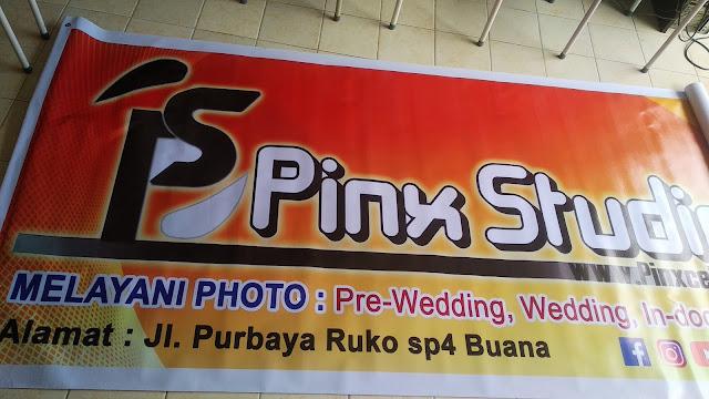Spanduk Studio Photo