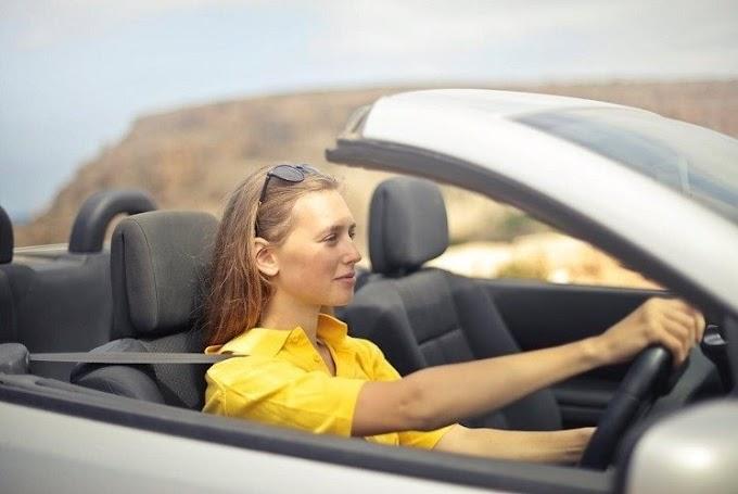 Tài xế nữ cũng nên lái thử đường đèo'