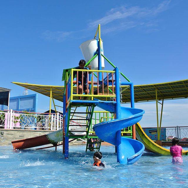 wahana parimas waterpark pacet mojokerto