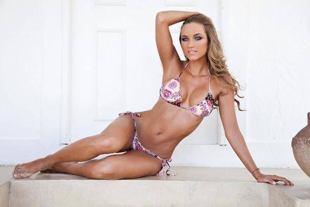 Andrea Matthies Bornhorst  modelo venezolana