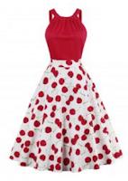 50s fashion Dress