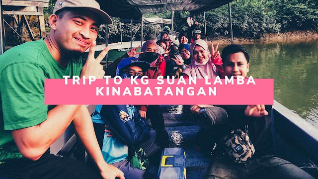 Short Trip to Suan Lamba Kinabatangan