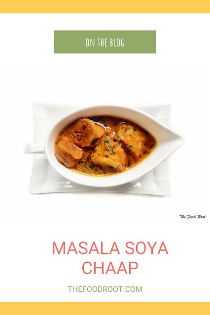Soya Chaap Gravy | Soya Chaap Masala
