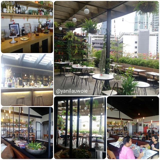 Hause Rooftop Kitchen Setiabudi: 3 Alasan Untuk Makan Di Hause Rooftop Kitchen And Bar