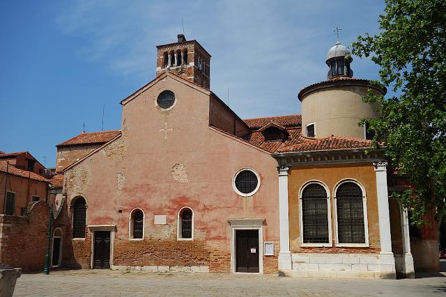 Zázrak v Benátském kostele San Giacomo