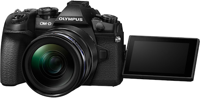 The brilliant Olympus OM-D E-M1 Mark II - one of the best mirrorless cameras in 2017