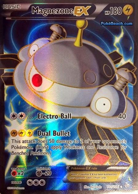 Magnezone EX Full Art -- Flashfire Pokemon Card Review