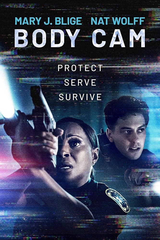 Body Cam [2020] [DVDR] [NTSC] [Latino]