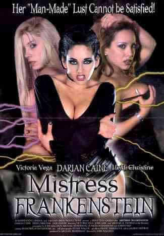 Download [18+] Mistress Frankenstein (2000) English 480p 317mb