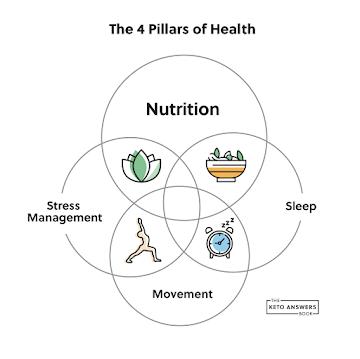 4 pillars of health