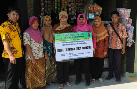 Lowongan Kerja Pendamping dan Koordinator UEP (Kecamatan Bonang & Wedung)