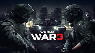 World War 3 Cover Wallpaper