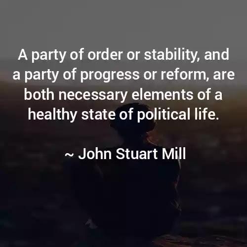Quotes of John Stuart Mill