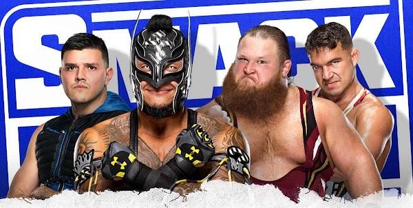 Ver Wwe En Vivo SmackDown 16 de Abril 2021