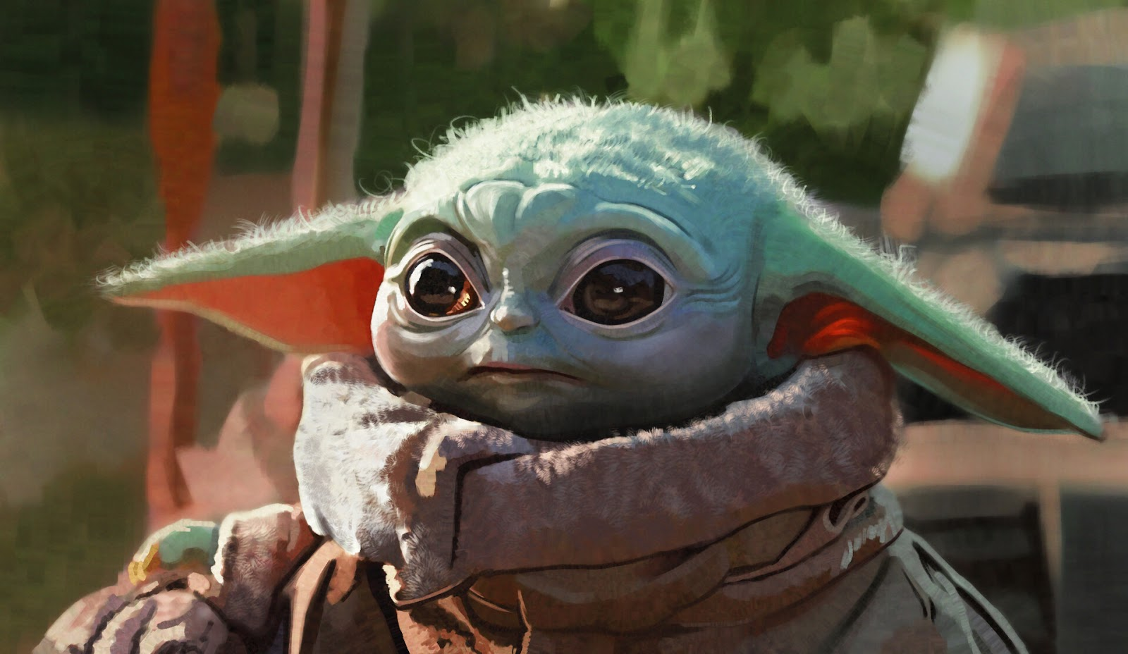 Baby Yoda Wallpaper Heroscreen Cool Wallpapers
