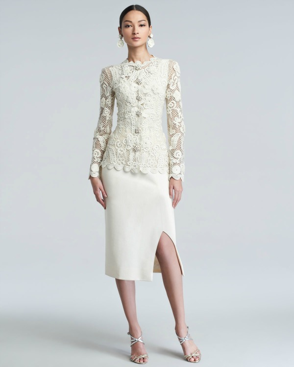 Mature Brides Wedding Gowns: BRIDE CHIC: THE MATURE BRIDE
