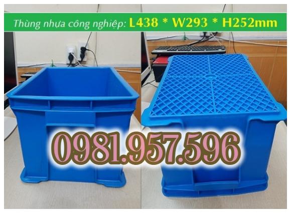 Hộp nhựa đựng linh kiện, khay nhựa đựng phụ tùng, khay nhựa B6