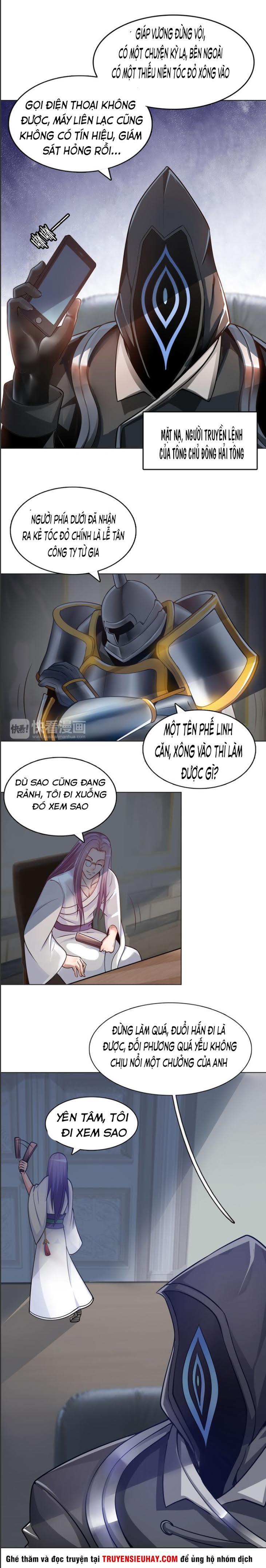 Thần Tiên Dạy Tôi Giả X Chapter 7 video - truyenmh.com