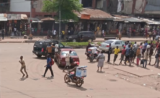 BREAKING: Two dead as protesters clash with hoodlums in Benin