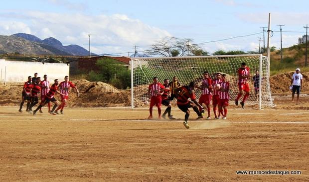 Quinta edição do Campeonato dos Sítios agita amantes do futebol em Santa Cruz do Capibaribe