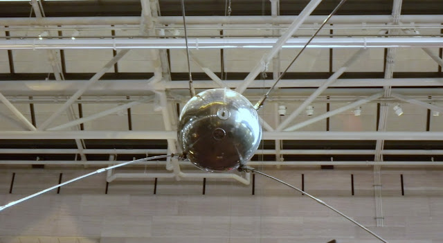 Image: Sputnik 1, by Cliff on Flickr