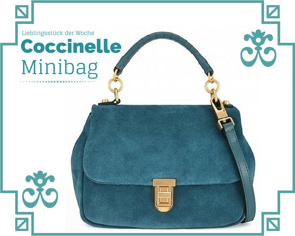 Lieblingsstück der Woche: Coccinelle Minibag