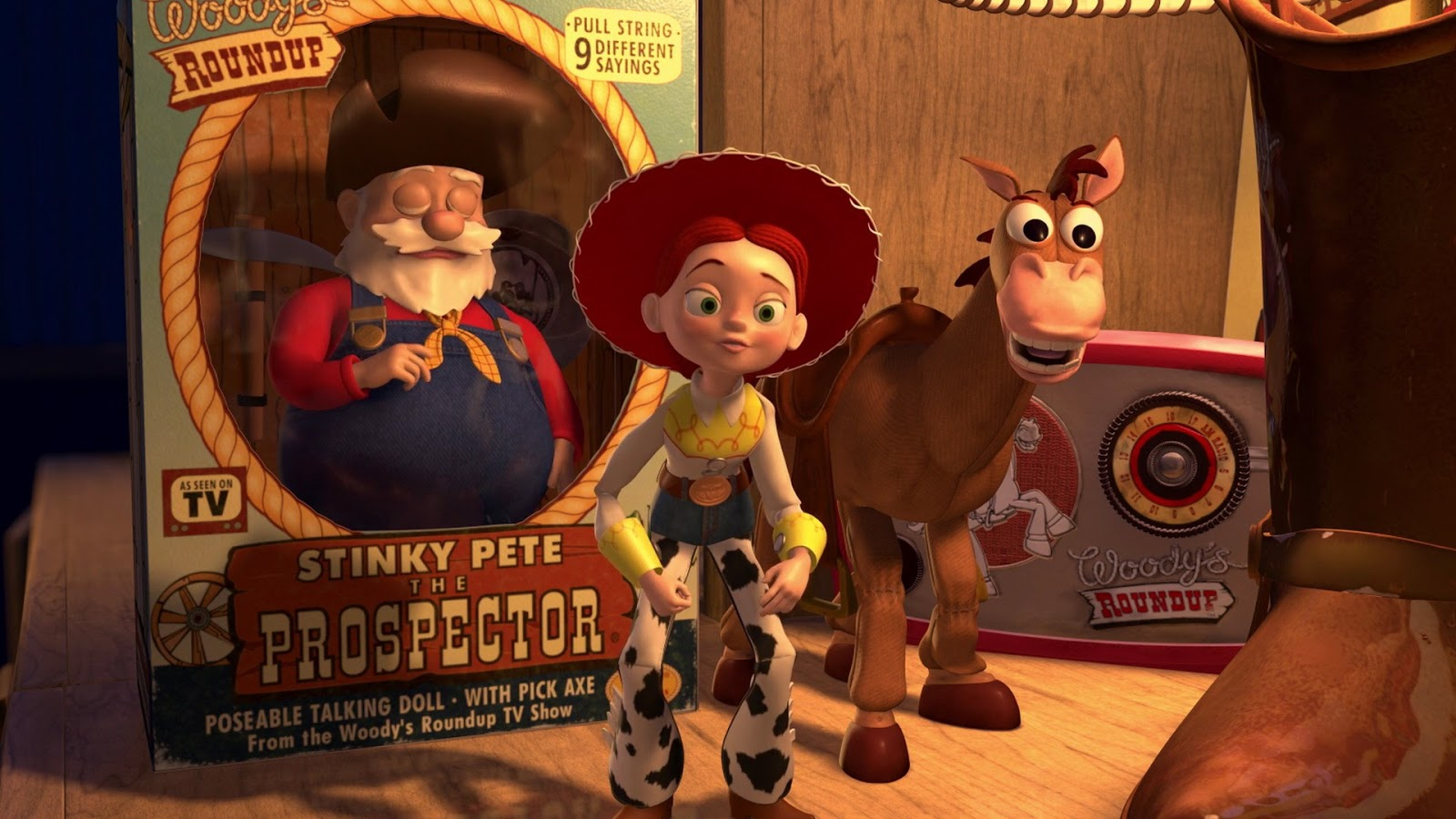 Toy Story 2 1999 4k Ultra Hd Blu Ray Review The Basics