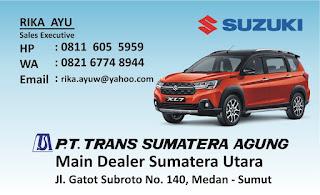 Rika Sales Executive Suzuki Mobil