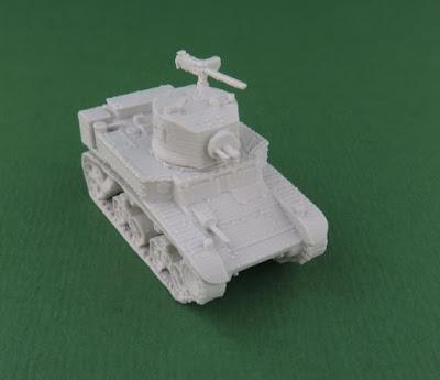 Stuart Tank picture 2