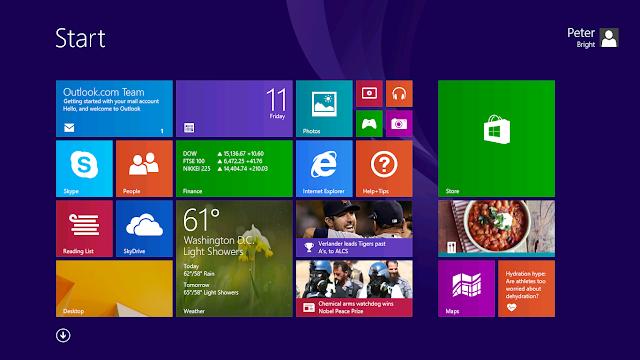 Windows 8.1 ISO Full Version 32  64 bit Free Download