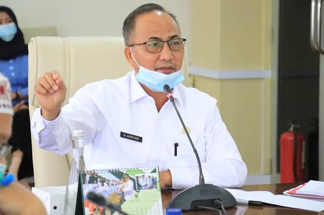 Sanksi Pelanggar Perbup No 67 Tahun 2020 Mulai Diterapkan