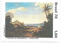 Selo Paisagem de Pernambuco