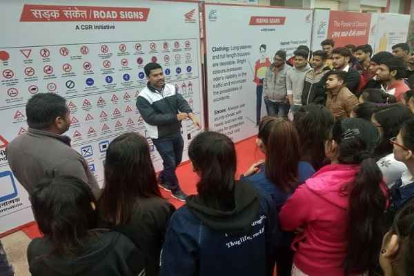 faridabad-ptlr-groups-of-institution-road-safety-awareness-program