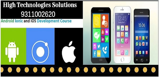 Android App Development Course in Delhi, Noida and Gurgaon: Best