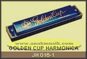 Harmonika Golden Cup JH16-1