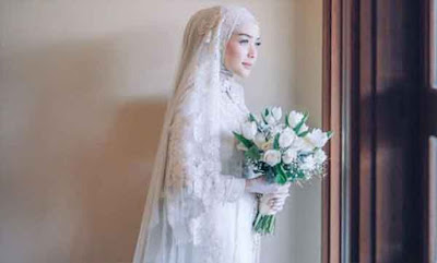model kerudung pengantin 3