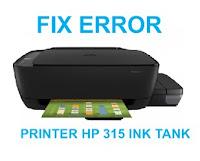 Cara Scan Printer Hp Ink Tank 315 Info Seputar Hp