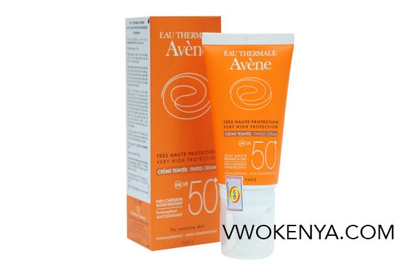 Kem chống nắng Avène Very High Protection Tinted Cream SPF 50+