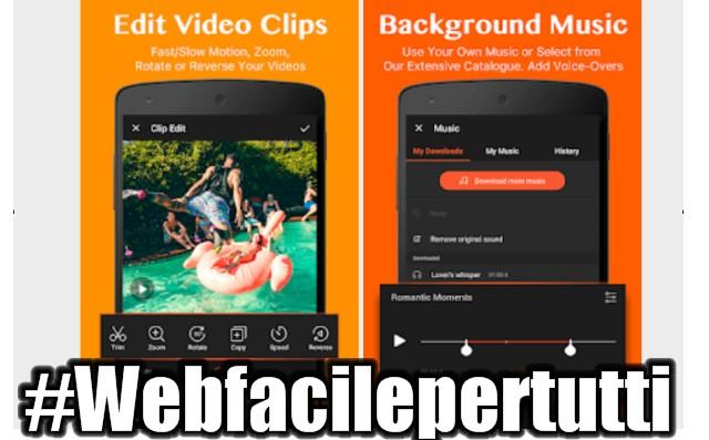 VideoShow | Applicazione di video editing con tantissimi temi e filtri disponibili