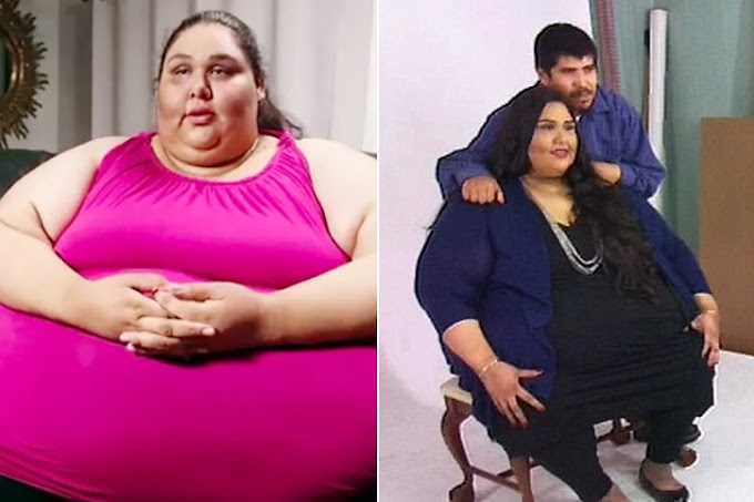 Ashley Reyes perdió mas de 125 Kilos en My 600-lb Life y sigue bajando