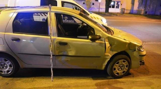 Nem adott elsőbbséget a motorosnak, a rendőrök gyanúsítottként hallgatták ki